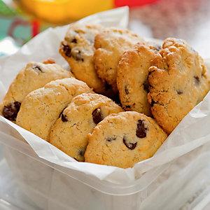 Dad's store cupboard cookies