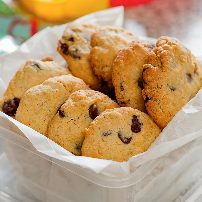 Dads Store Cupboard Cookies