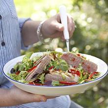 Chargrilled Tuna Salad