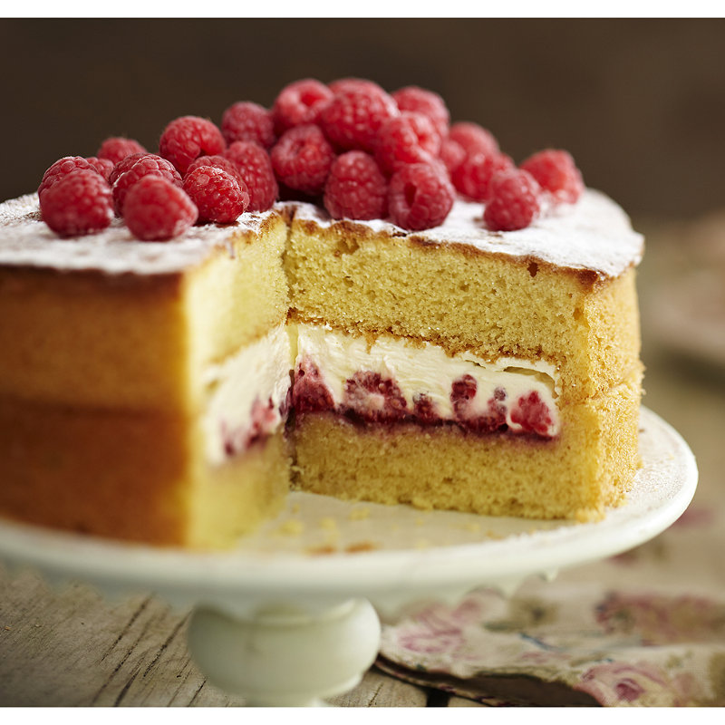 Best ever Sponge Cake Recipes Lakeland