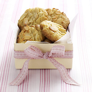 Almond Fork Biscuits