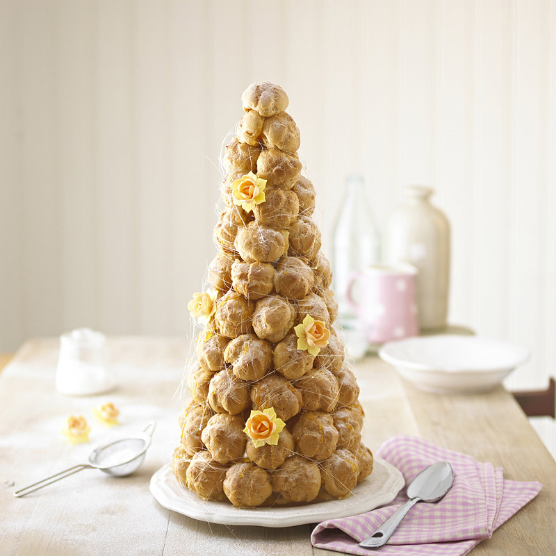Croquembouche in recipes at Lakeland