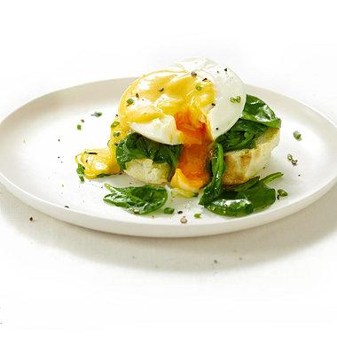 Eggs Florentine in recipes at Lakeland