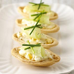 Egg Mayonnaise Mini Bites
