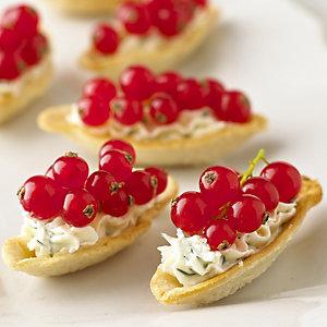 Herby Cream Cheese Mini Bites