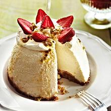 Soured Cream Cheesecake