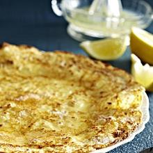 Lemon and Sugar Basic Pancake Filling
