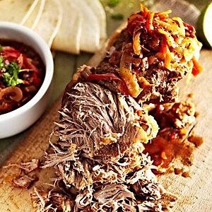 Mexican Pull-Apart Pork