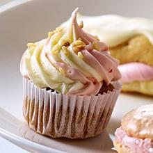 Mini-Karotten-Cupcakes