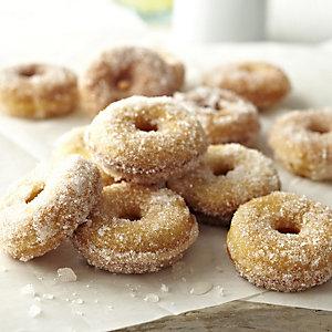 Lemon Drizzle Doughnuts