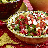 Pico de Gallo Fresh Tomato Salsa