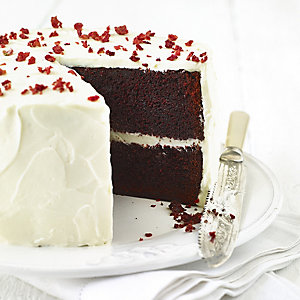 Red Velvet Beetroot Cake