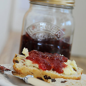 Diabetic Raspberry Jam