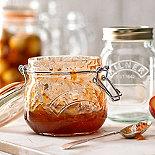 Spiced plum and port jam