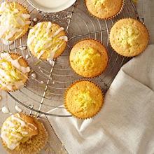 Zitronen-Ingwer-Cupcakes