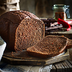 Chocolate Chilli Bread
