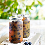 Blueberry Cooler