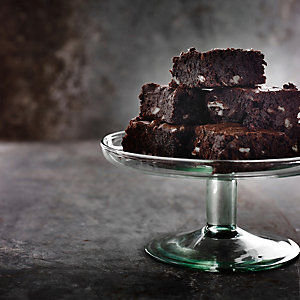 Smoked Chocolate Brownies