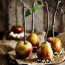 Toffee Apples & Pears