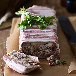 Make-Ahead Game Terrine