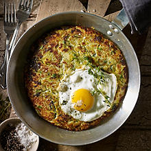 Sliced Sprout Bubble & Squeak
