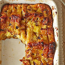 Claire's St Clements Marmalade Bread And Butter Pudding