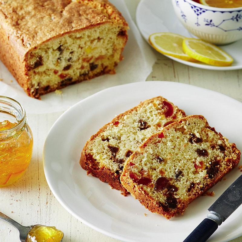 Rich Fruit Cake Loaf Tin
