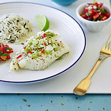 Mexican-Style Fish With Chilli & Lime