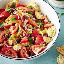 Panzanella-Style Salad
