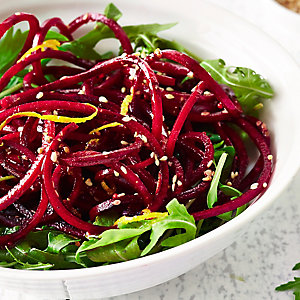 Beetroot Salad With Orange Dressing