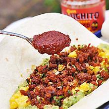 Gran Luchito Breakfast Burrito