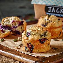 Gluten-Free Fruity Mini Muffins