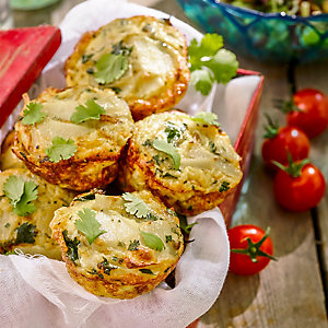 Mini Spanish Tortillas