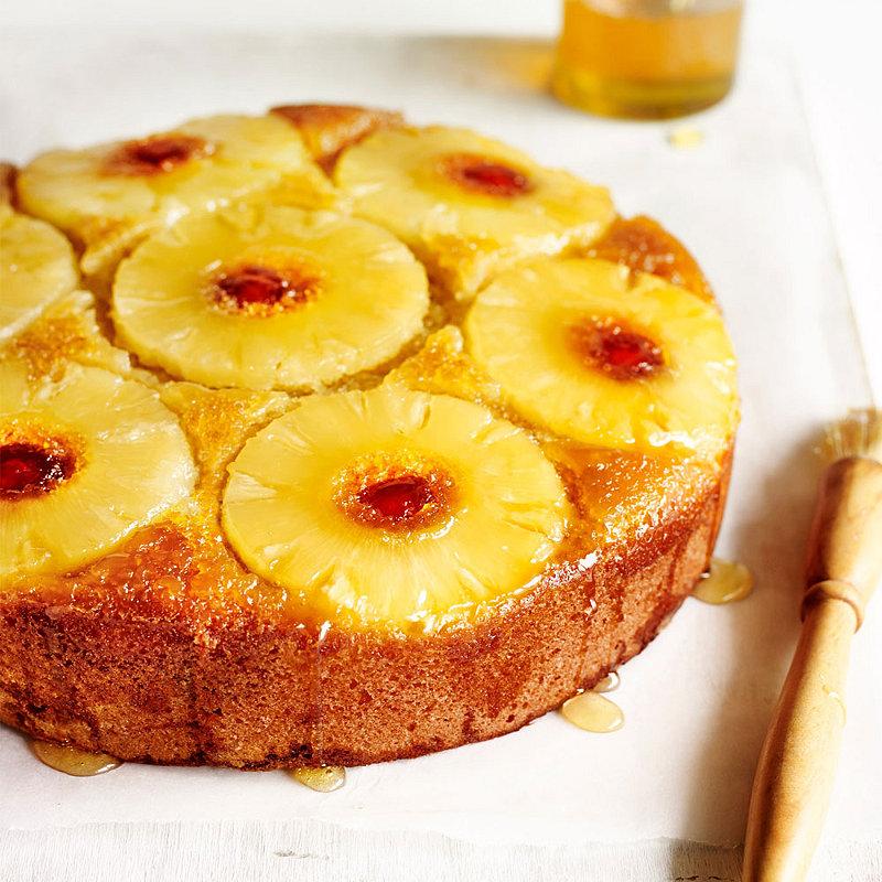 Individual Pineapple Upside Down Cake Recipe