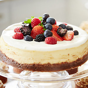 Mary Berry's American Baked Cheesecake