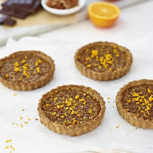 Davina's Maple and Pecan Tarts