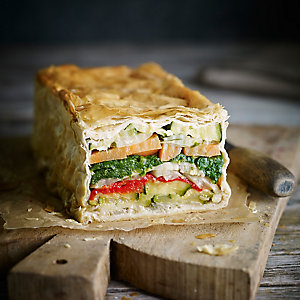 Lakeland Vegetable Pie