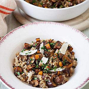 Davina's Veggie Quinoa Risotto