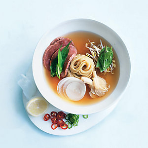 Donna Hay's Simple Beef Noodle Soup