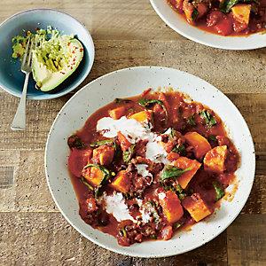 Deliciously Ella's Spiced Sweet Potato Stew
