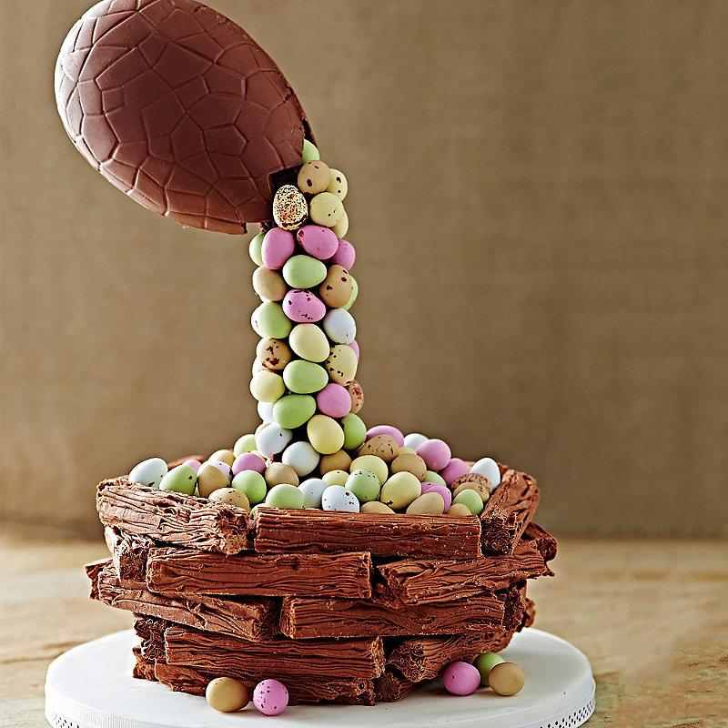 Easter Egg Cascade Cake | Cake Recipes | Lakeland