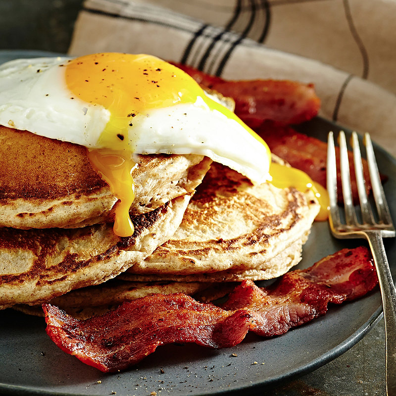 Homepage recipes Pancake recipes Fluffy Spelt Pancakes