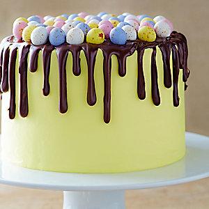 Flooded Easter Cake