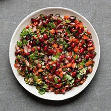Tom Kerridge's Pomegranate, Chilli and Red Pepper Salsa