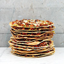 Tom Kerridge's Crispy Cheesy Tostadas