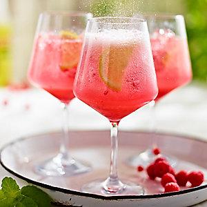 Raspberry Blush Lemonade