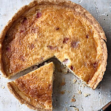 paul hollywood's quiche lorraine