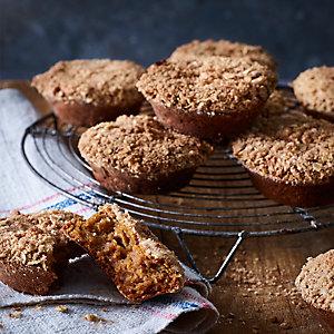 Butternut Squash & Cinnamon Muffins