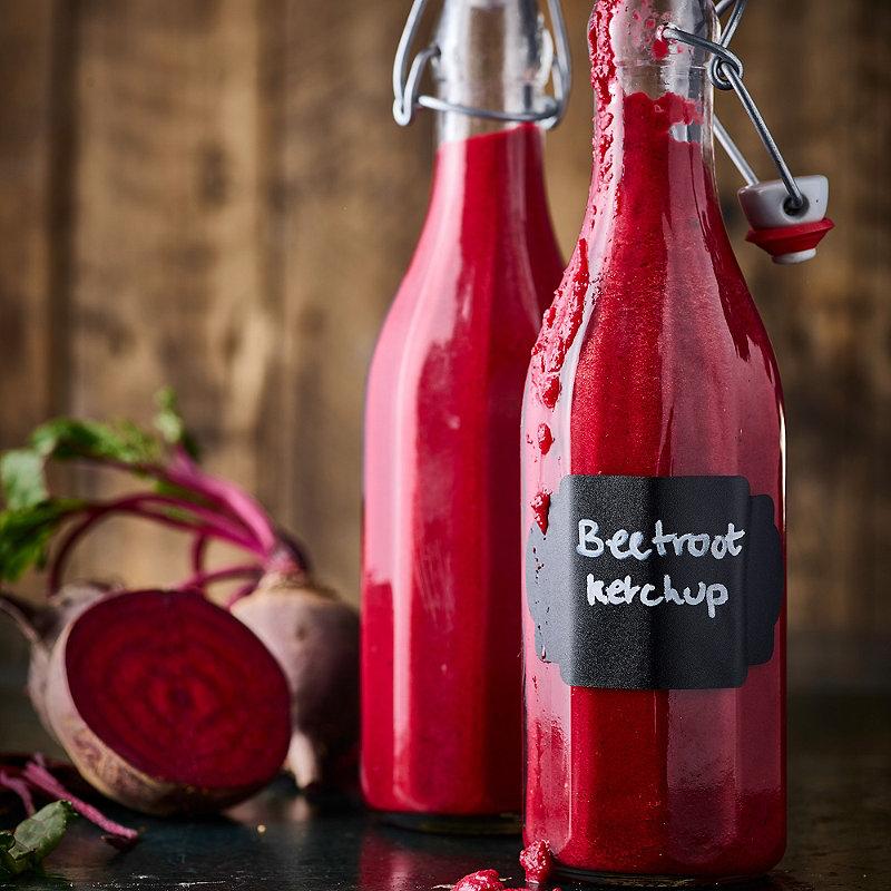 Beetroot & Chilli Ketchup