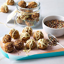 No-Bake EasiYo Energy Balls